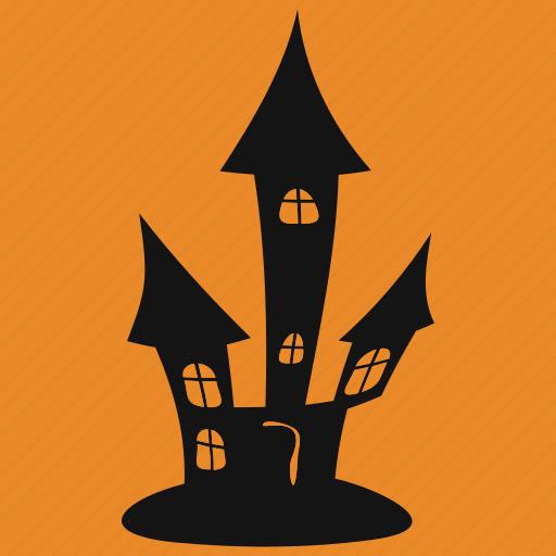 castle, celebration, grim, halloween, holiday, house icon