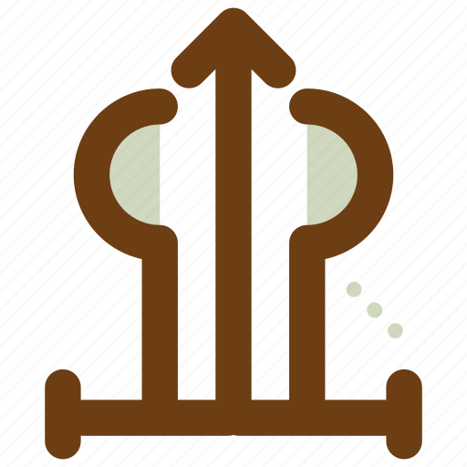 abstract, arrow, creative, design, shape, symbols, up icon