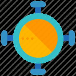abstract, circle, design, shape, symbols icon