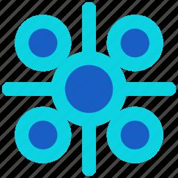 abstract, circle, circles, design, lines, shape, symbols icon