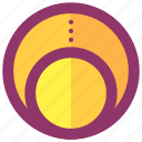 abstract, circle, circles, design, shape, symbols icon