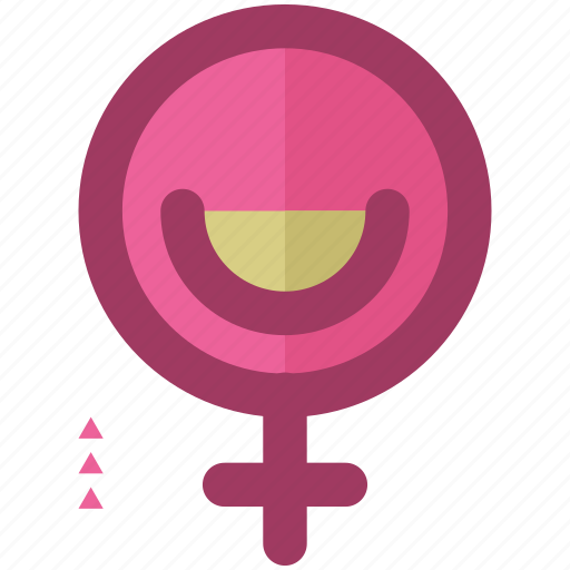 abstract, design, female, symbols, woman icon
