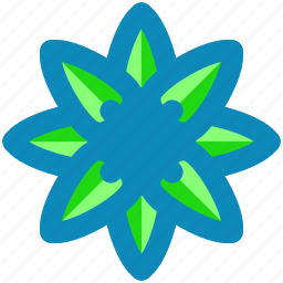 abstract, creative, design, floral, flower, sign, symbols icon