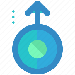 abstract, design, male, man, symbols icon