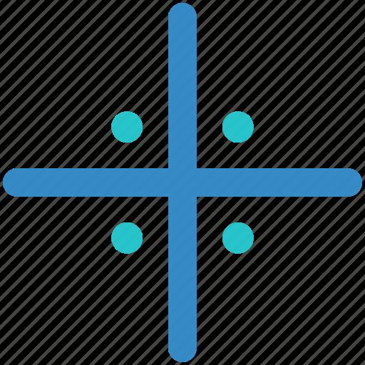 creative, design, plus, shape, sign, symbols icon