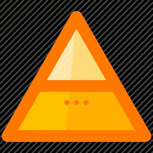 symbols, triangle icon