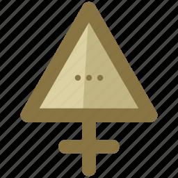 abstract, creative, design, shape, sign, symbols, triangle icon