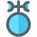abstract, shape, symbols icon