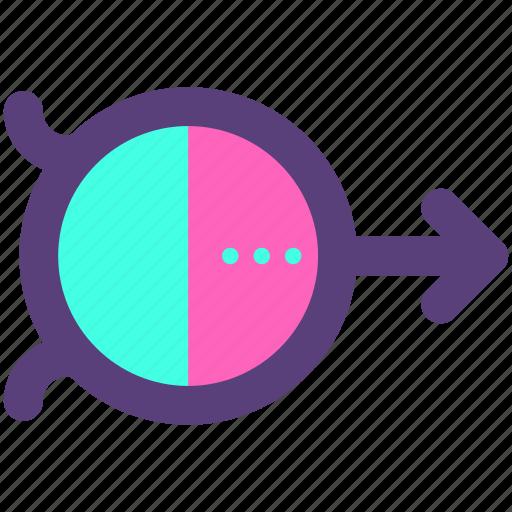 male, symbols icon