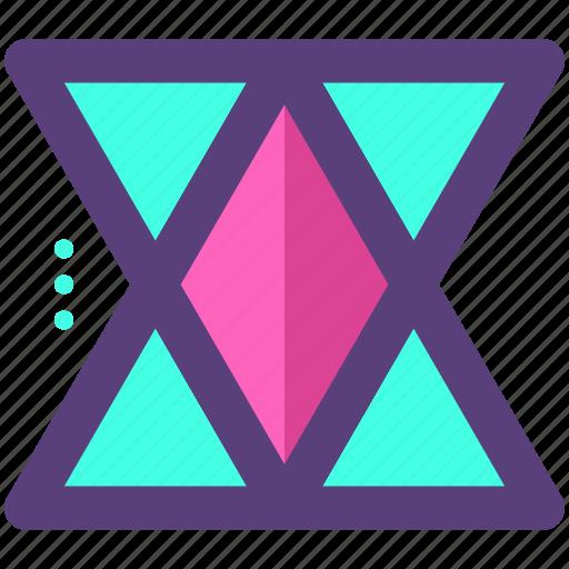 abstract, creative, design, shape, sign, symbols icon