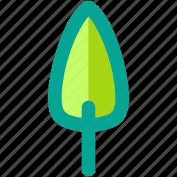 abstract, creative, design, nature, shape, symbols, tree icon