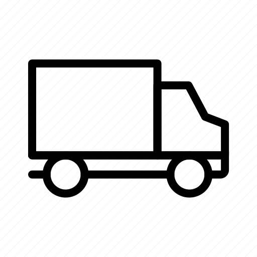 Delivery, logistics, shipping, truck icon - Download on Iconfinder