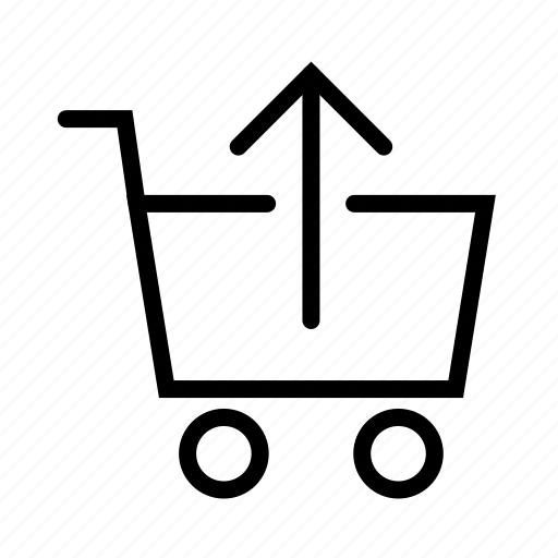 buy, cart, ecommerce, out, shop, shopping icon