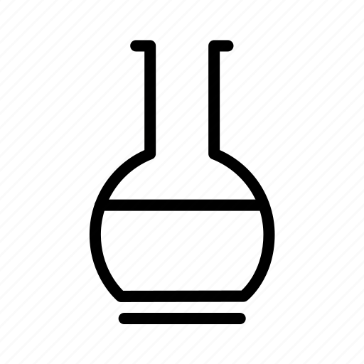 chemical, chemistry, experiment, flask, lab, laboratory, research, science icon