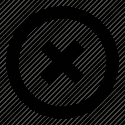 Remove, delete, close icon - Download on Iconfinder