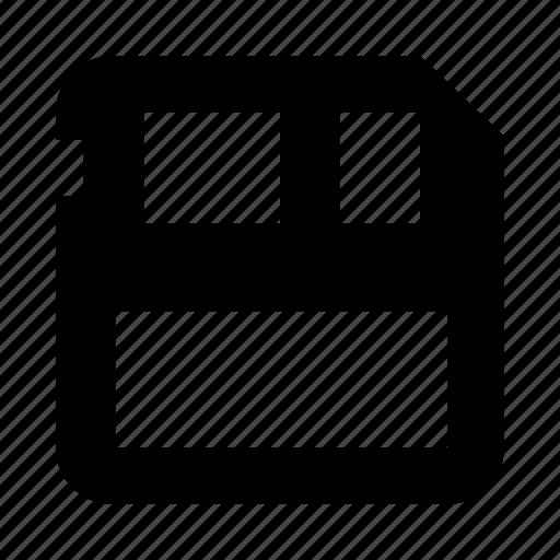 Save, disk, storage, file icon - Download on Iconfinder