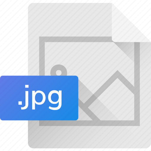 extension, file, format, jpg, system file icon