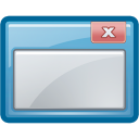 program, user interface, window icon