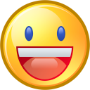 epic, face, funny, happy, lol, smiley, yahoo icon