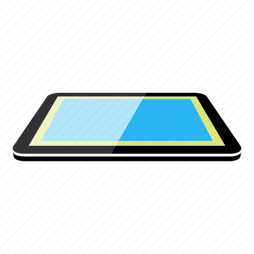 apps, device, electronics, hightech, tablet icon