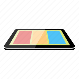 apps, device, electronis, high tech, tablet icon
