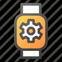 device, gear, mobile, setting, smart, watch