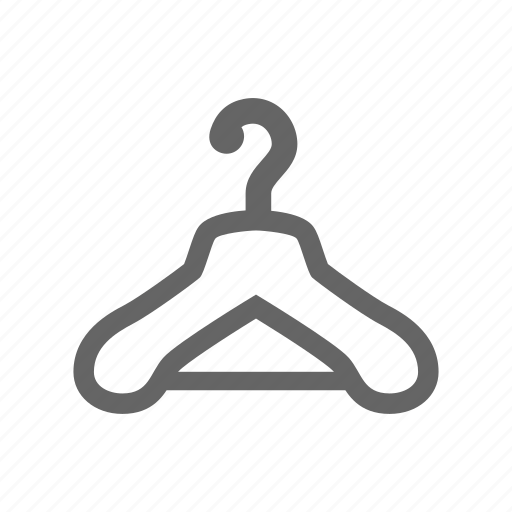 clothing, dress, equipment, hanger, instrument icon