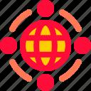 globe, information, international, website, world