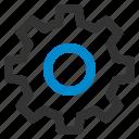 development, gear, industrial, mechanism, settings, setup, wheel icon
