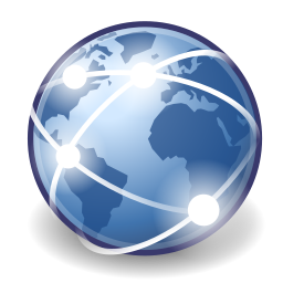 applications, internet icon