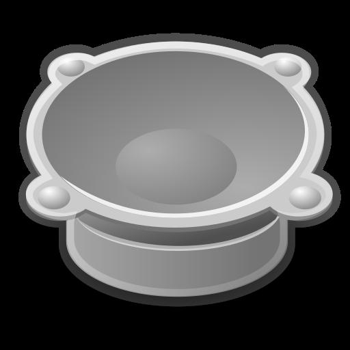 audio, card icon