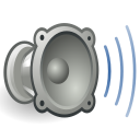 audio, high, volume icon