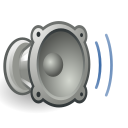 audio, medium, volume icon