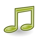 audio, generic icon