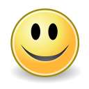 face, smile icon
