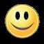 face, smile icon