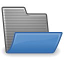 folder, drag, accept