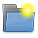 new, folder