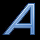 format, italic, text icon