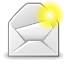 mail, message, new