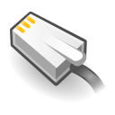 network, wired icon