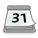 calendar, office icon
