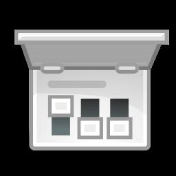 desktop, preferences icon