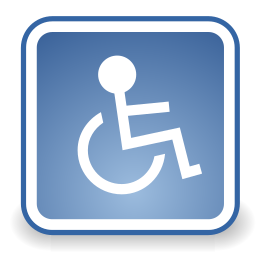 accessibility, desktop, preferences icon