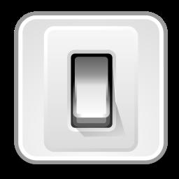 shutdown, system icon