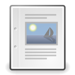 document, office icon