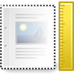 document, office, template icon