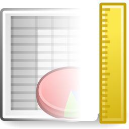 office, spreadsheet, template icon