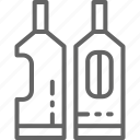 authentic, disposable, equipment, line, machine, tattoo, tip icon