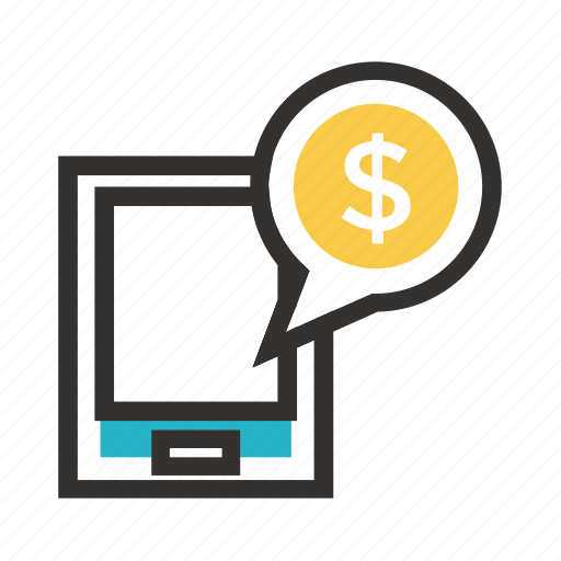 business, economy, electronic, finance, money, payment, tax icon